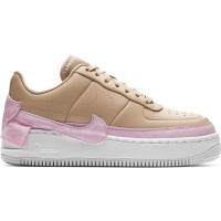 Кроссовки Nike Air Force Jester Biege/Pink