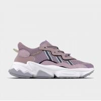 Кроссовки Adidas Ozweego Violet White