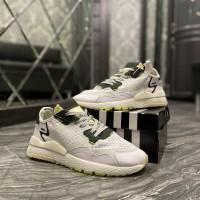 Кроссовки Adidas Nite Jogger White Reflective