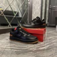 Кроссовки Nike Air Force Low GORE-TEX Black