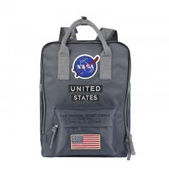 """Рюкзак NASA """"Серый"""""""