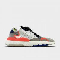 Кроссовки Adidas Nite Jogger Grey Orange