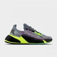 Кроссовки Adidas X9000L4 Gray Green