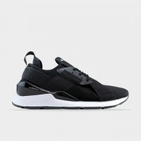Кроссовки Puma Muse Metal Black