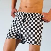 Плавательные шорты South Checkers
