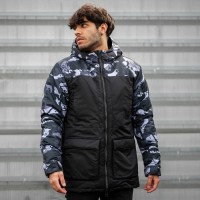 Куртка South originals camo winter