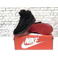 Высокие зимние кроссовки Nike Air Force
