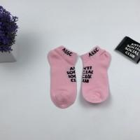 Носки Anti Social Social Club (розовые)