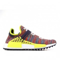Кроссовки Adidas x Pharrell Human Race NMD Trail Multicolor