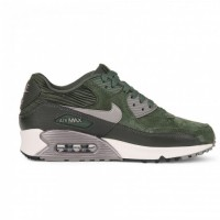 Кроссовки Nike Air Max 90 LTHR Carbon Green