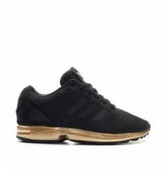 Кроссовки Adidas ZX FLUX CORE BLACK COPPER ROSE GOLD BRONZE