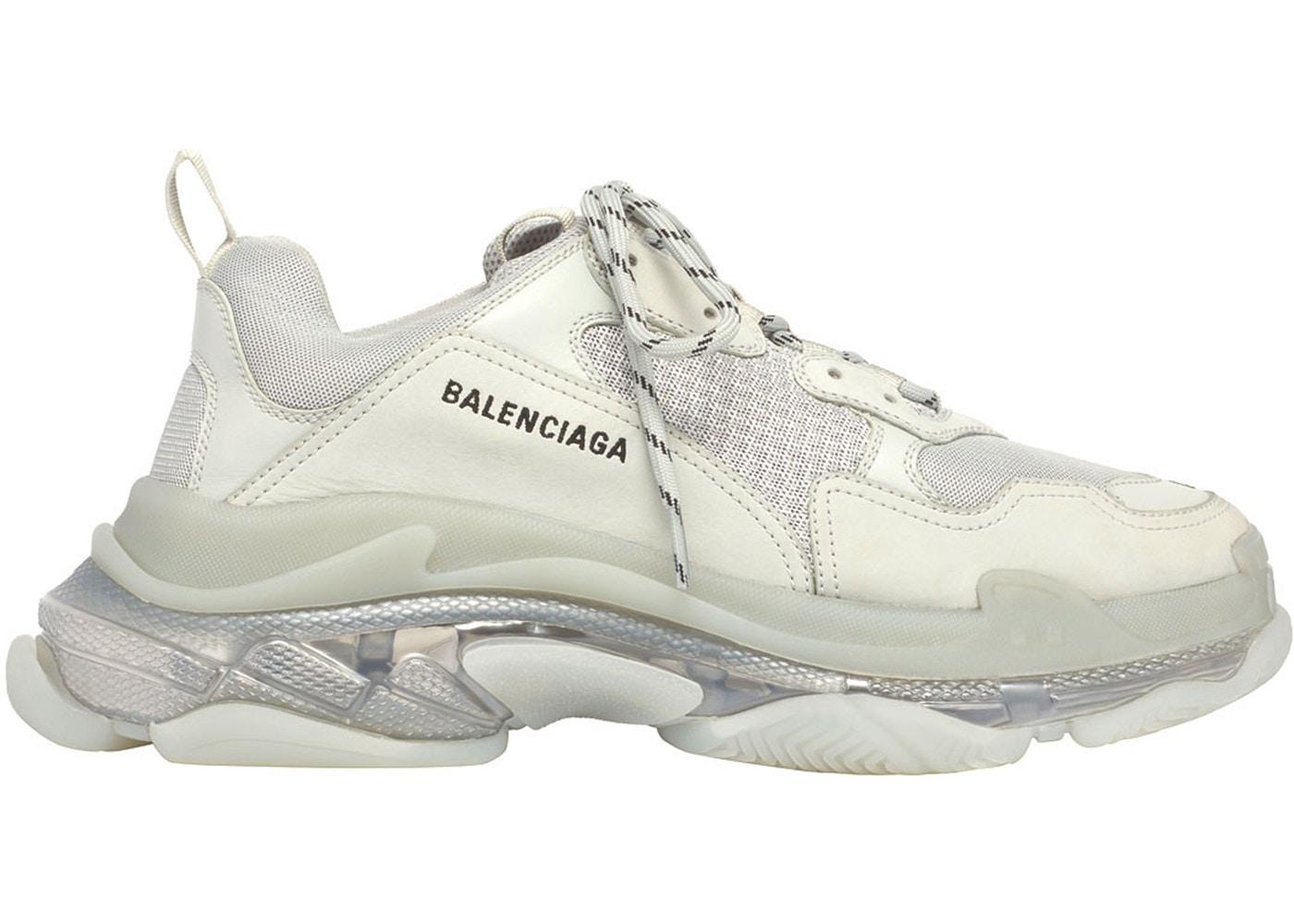 Balenciaga Triple S Speed Trainer Customs Mix Sleek With