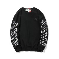 "Свитшот Off White ""Black"""