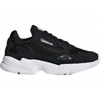 Кроссовки Adidas Falcon Core Black White