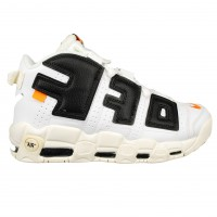 Кроссовки OFF-WHITE x Nike Air More Uptempo