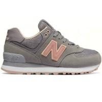 Кроссовки New Balance 574 Grey Pink