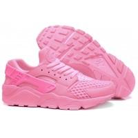 Женские розовые Nike Air Huarache