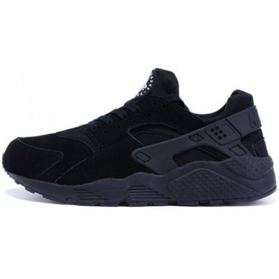 6711911c Купить Зимние кроссовки Nike Air Huarache All Black 'Winter Edition '