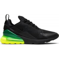 Кроссовки Nike Air Max 270 Black/Green