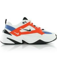 Кроссовки Nike M2K Tekno White/Red/Blue