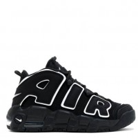 Кроссовки Nike Air More Uptempo Black/White
