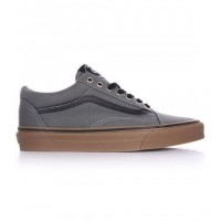 Кеды Vans Old Skool Grey/Gum