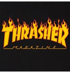 Thrasher Mag Logo Hood 'Black'