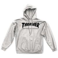 Худи Thrasher Mag Logo Hood 'Gray'