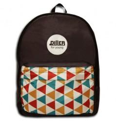 Рюкзак Diller Classic Choco